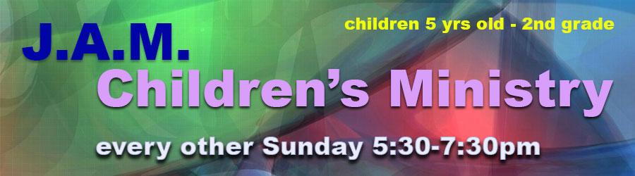 JAM Children Ministry