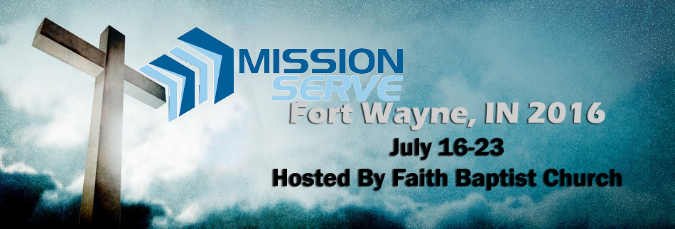 Mission Serve 2016